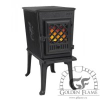 Печь камин Jotul F 602 GD BP, BBE